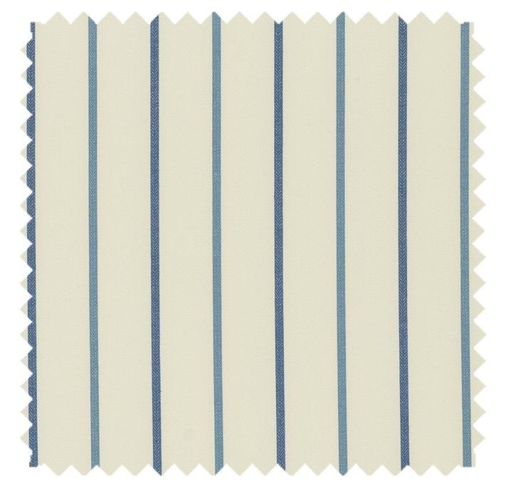 Calvin / Simple Stripe  - Marine