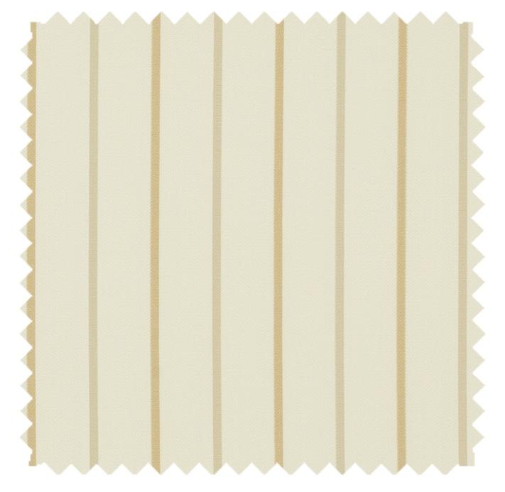 Calvin / Simple Stripe - Natural