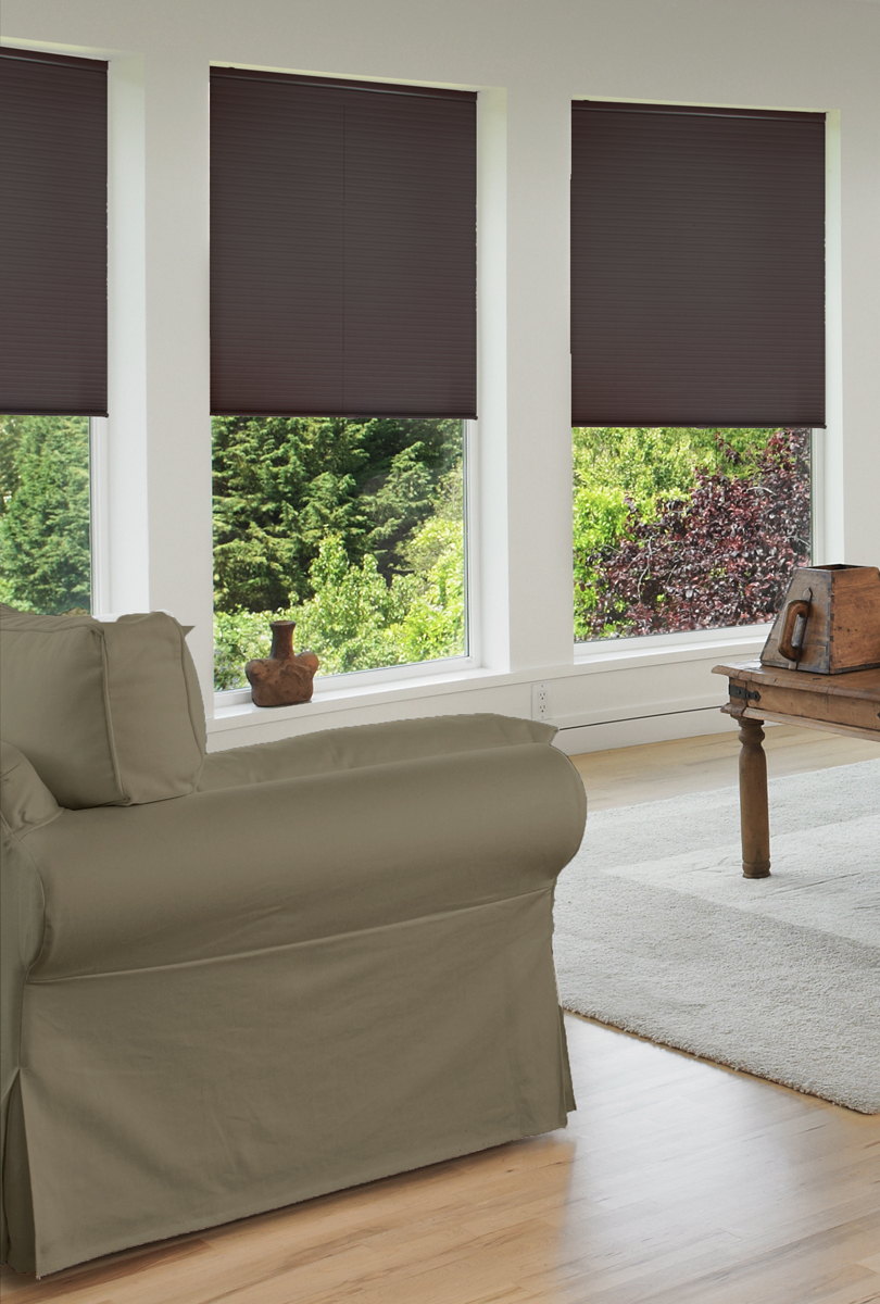 cordless blackout cell - Blackout Cellular Shades