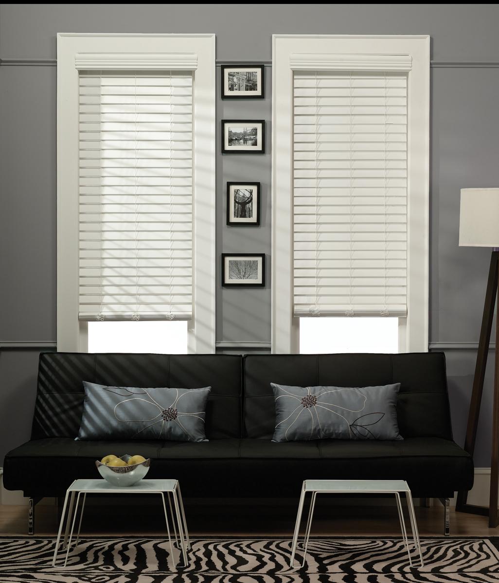 vinyl gray slats wood mini ebay window itm star blinds black morning blind venetian