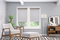 "2"" Cordless Faux Wood Blinds"