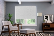 Ripple Texture Blackout Roller Shade