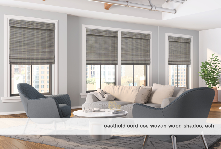 Eastfield-ash-Cordless Woven Wood
