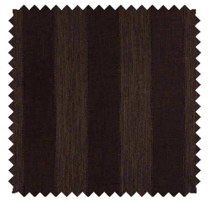 Ashton Stripe - Chocolate