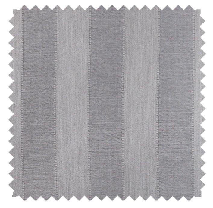 Ashton Stripe / Poly Awning Stripe - Greysmoke