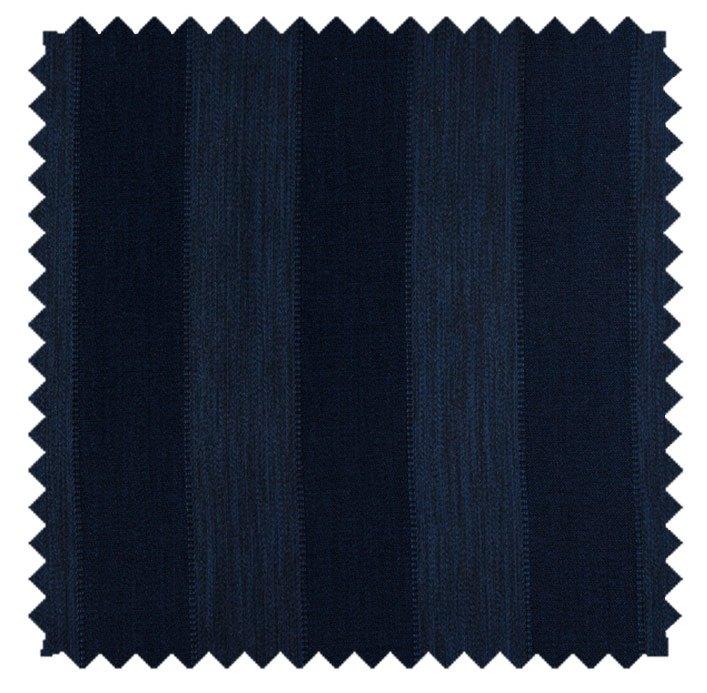 Ashton Stripe / Poly Awning Stripe - Navy