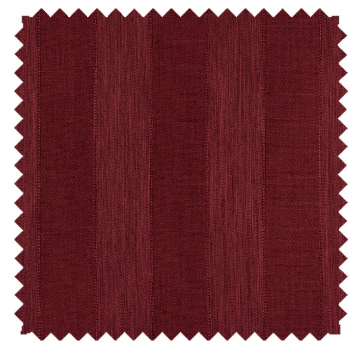 Ashton Stripe / Poly Awning Stripe - Wine