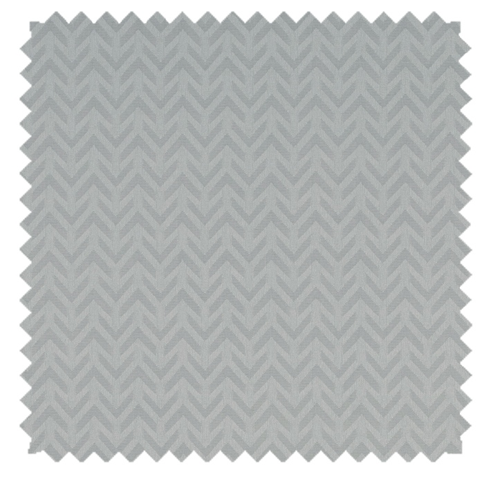 Chevron / Crinkled Chevron - Zen