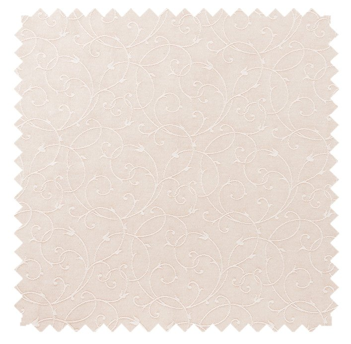 Madison / Cotton Candlewicking - Cashmere
