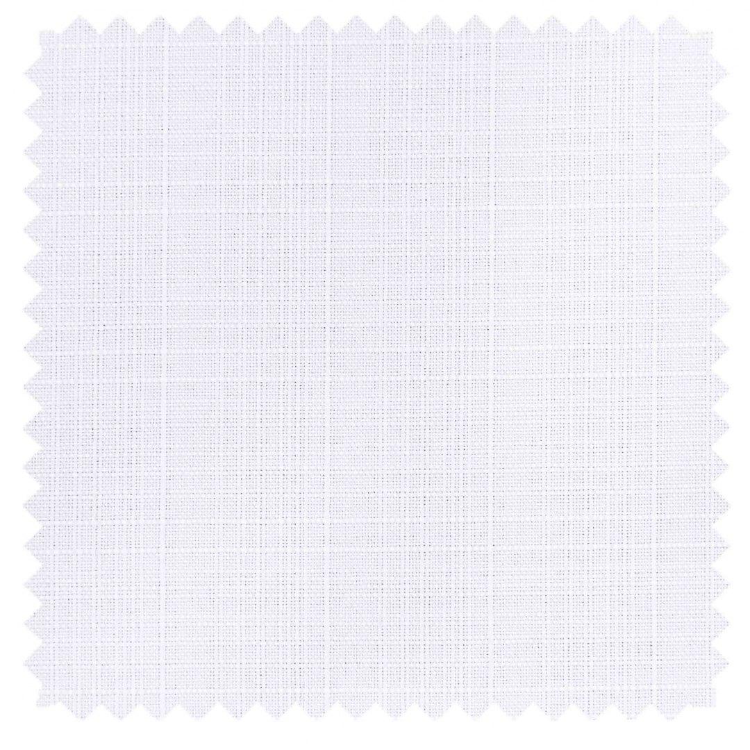 Rio / Faux Linen - Winter White
