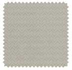Chevron / Crinkled Chevron - Ash