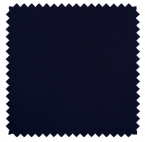 Lucky / Cotton Sateen - Navy
