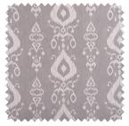 Tullahoma / Ikat Print - Marble Grey