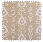 Tullahoma / Ikat Print - Sand Dollar Tan