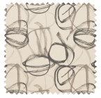 Vibrato / Scribble Print - Grey