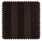 Ashton Stripe / Poly Awning Stripe - Chocolate