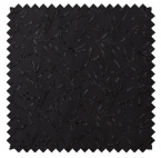 Lyon / Floating Vine - Black