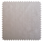 Silk Road / Reeded Silk Stripe - Silver