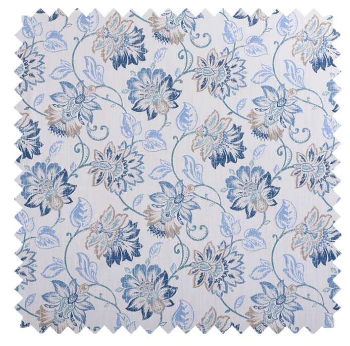 Charleston / Bandana Floral - Blue
