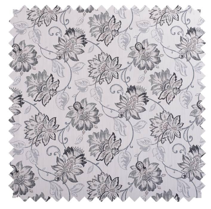 Charleston / Bandana Floral - Slate