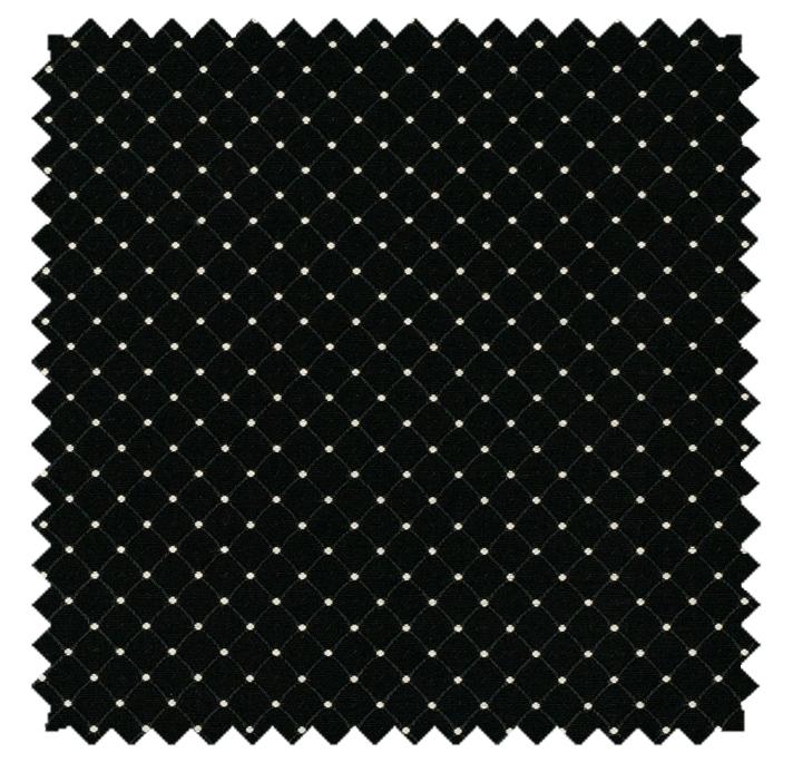 Dover / Diamond Dot - Onyx