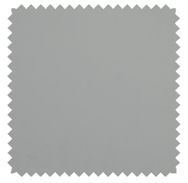 Plush Velvet / Knit-Backed Velvet-Silver