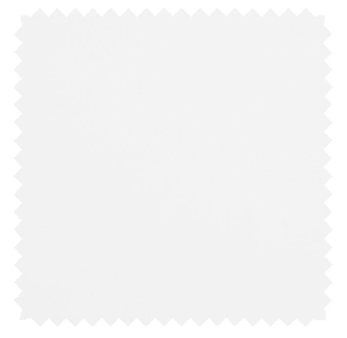 Plush Velvet / Knit-Backed Velvet-White