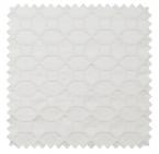 Gramercy / Washed Jacquard - White