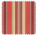 Harrison Stripe /  Relax Stripe- Vintage Red
