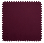 Plush Velvet / Knit-Backed Velvet-Plum Wine