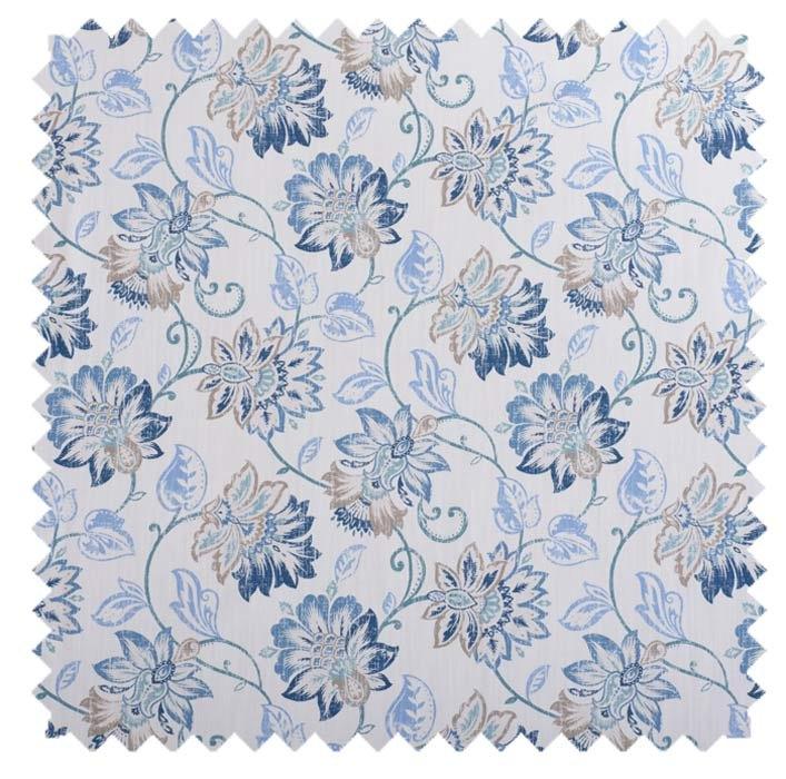 Charleston / Bandana Floral - Blue