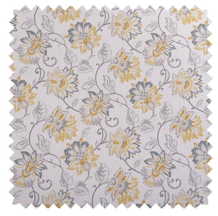 Charleston / Bandana Floral - Gold