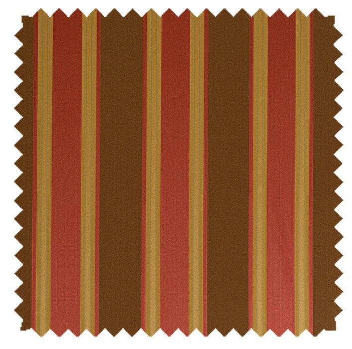 Meta / Cabana Stripe - Coffee