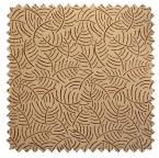 Moorea / Flock Leaf - Gold