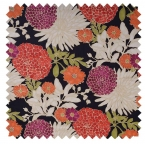 St. Moritz / Stainglass Floral - Tribal Red