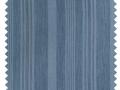 Polaris / Asymmetrical Stripe - Azure