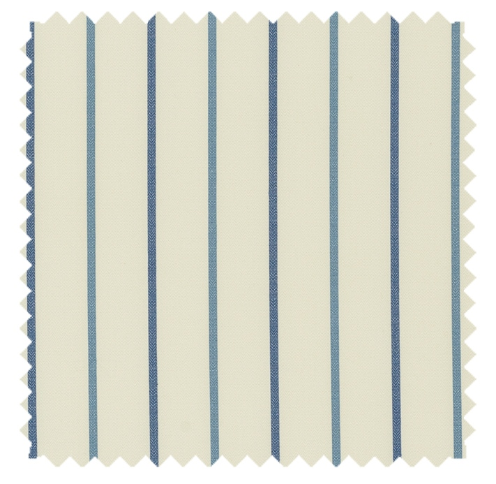 Calvin / Simple Stripe  - Marine
