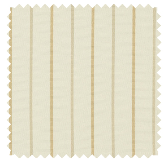 Calvin / Simple Stripe - Natural