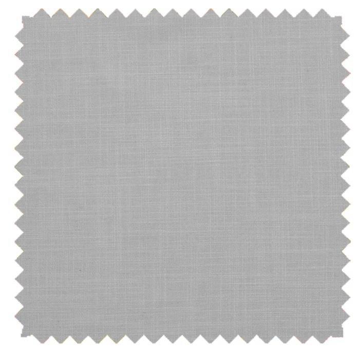 Gent / Linen Blend Solid  - Fog