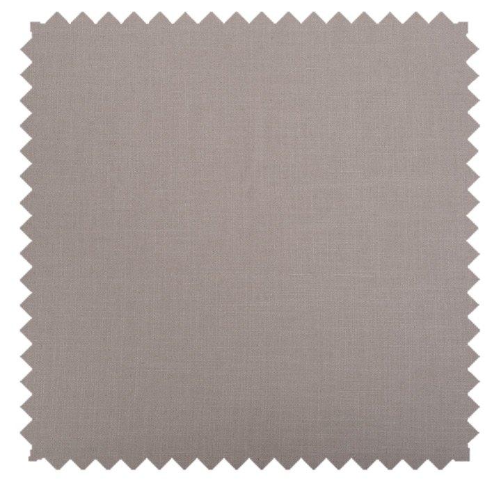 Gent / Linen Blend Solid - Smoke