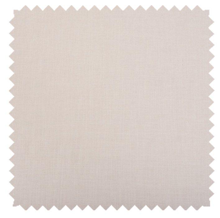 Gent / Linen Blend Solid - Vanilla