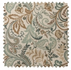 Findlay / All Over Willow Print - Seaglass