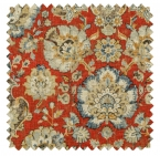 Nottingham / Carpet Print - Carnelian