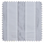 Troika / Formal Cabana Stripe - Silver