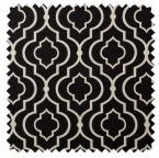 Donetta / Ironwork Print - Licorice