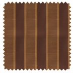 Troika / Formal Cabana Stripe - Cocoa