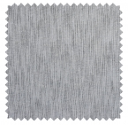 Ritz / Metallic Semi Sheer  - Charcoal