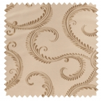 Parma / Paisley Embroidery - Bamboo