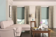 European/Relaxed Roman Shades