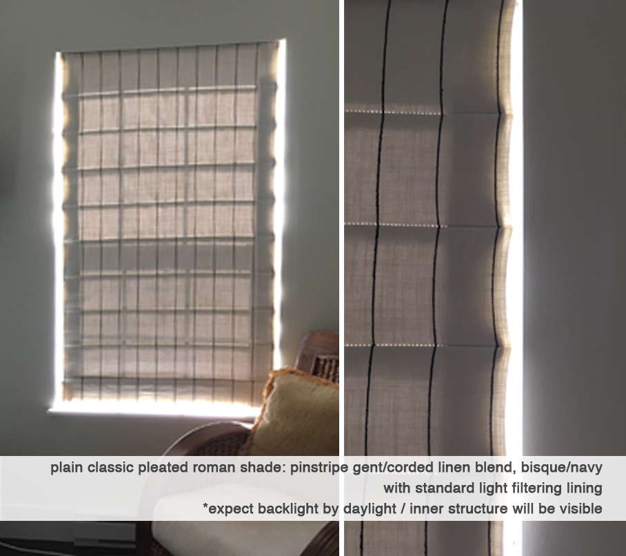 1-Installs-Plain Classic Pleated-backlight